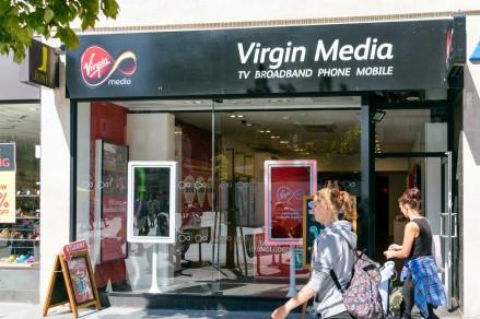 UK ISP Virgin Media accidentally blocks Facebook, Messenger, and Instagram